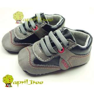 Toddler Baby Boy Infant shoes Sneaker(C90)size 2 3 4