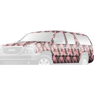 Mossy Oak Graphics 10002 XLS BUP Break Up Pink Full Vehicle Camouflage
