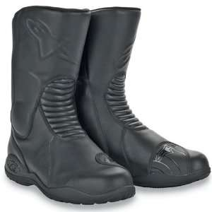 ALPINESTARS WEB GORE TEX BOOTS (40) (BLACK) Automotive