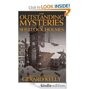 Mysteries of Sherlock Holmes Gerard Kelly  Kindle Store