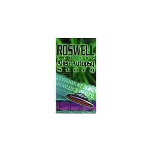 Roswell and the Alien Autopsy Story: Paul Chramosta, Tom