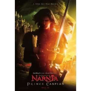 The Chronicles of Narnia Prince Caspian Movie Poster (27