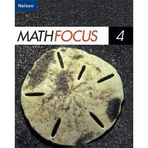 Math Focus Grade 4 (Student Book) (9780176324490) Books