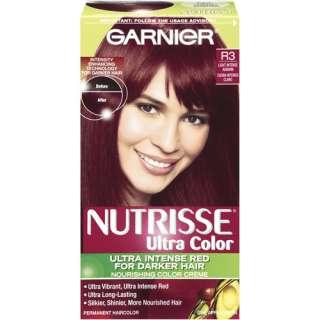 Garnier Nutrisse Light Intense Nourishing Color