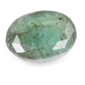 Fabulous 5.10 Ct Natural Zambian Green Emerald Oval Shape