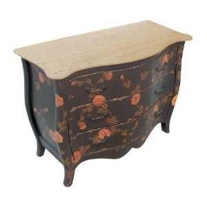 Sterling Industries 52 0160 Rose Vine Chest Dresser Furniture & Decor