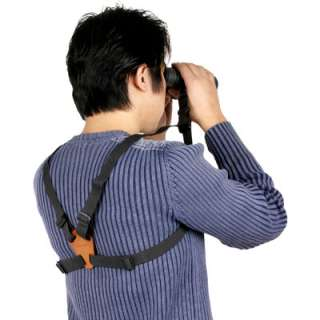STRAP HOLDER BELT SYSTEM for HEAVY BINOCULARS CAMERA CANON NIKON LEICA