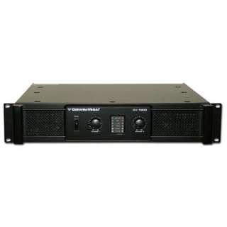 CERWIN VEGA CV 1800 HP PRO AUDIO POWER 1800W AMPLIFIER