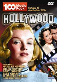Hollywood Classics   100 Movie Pack (DVD)