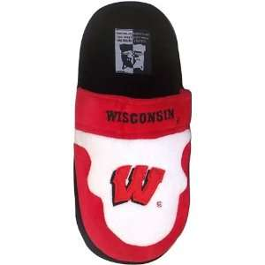 University of Wisconsin Badgers Mens House Shoes Slippers