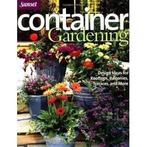 Container Gardening Design Ideas for Rooftops, Balconies