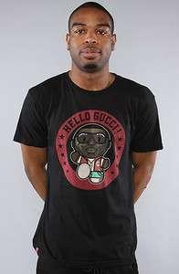 Karmaloop Rich Scampi The Hello Gucci Tee Black