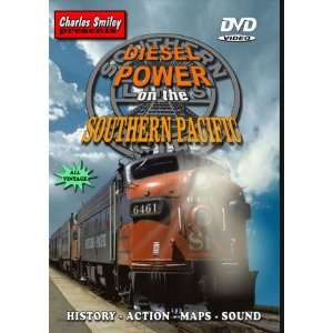 Diesel Power on the Southern Pacific (DVD) Everything