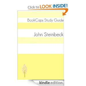 The Short Novels of John Steinbeck (A BookCaps Study Guide) BookCaps