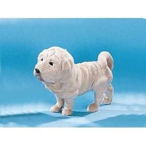Shar Pei Collectible Dog Figurine Puppy Decoration Statue