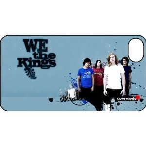 Kings iPhone 4 iPhone4 Black Designer Hard Case Cover Protector Bumper