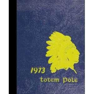 Reprint) 1973 Yearbook Jefferson High School, Daly City, California