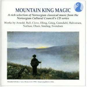 Mountain King Magic Div Komp Music