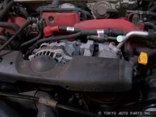 JDM 2002 SUBARU IMPREZA WRX STI VERSION.7 ENGINE TRANSMISSION SWAP
