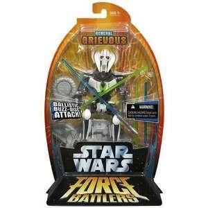 Star Wars FORCE BATTLERS GRIEVOUS #2: Toys & Games