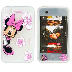 iPod Touch Minnie Mouse Silicone Skin