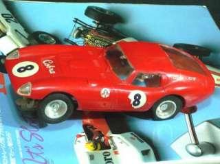 vintage Otaki 1/24 Ford Cobra GT Daytona Coupe Slot Car (Built)