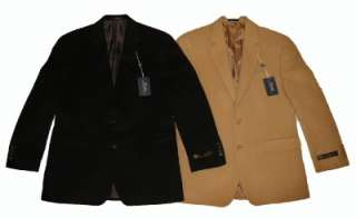 TAN / BLACK 100% CAMEL HAIR BLAZER JACKET SPORT COAT $295.00