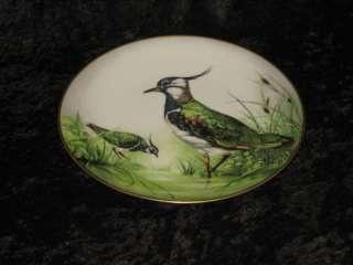 Franklin Haviland Limoges LAPWING Decorative Plate 9