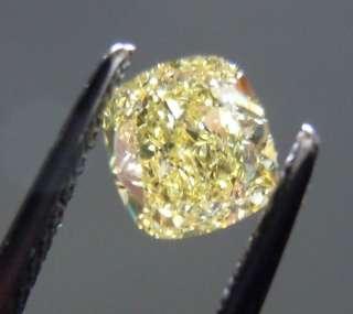 Fancy Yellow VVS2 GIA Platinum & 18K R3791 Diamonds by Lauren