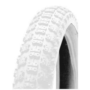 CST Comp III Type Tire,   16 x 1.75, Wire Bead, All White