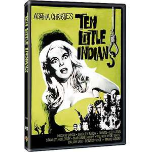 Ten Little Indians (Widescreen) Movies