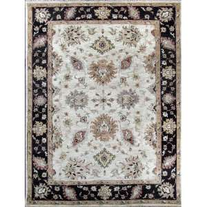 Free Pad 9x12 High Quality Handmade Wool Chobi Pishawar Area Rug H70