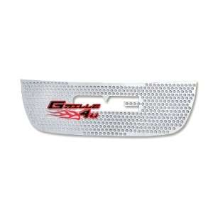 07 12 2011 2012 GMC Yukon Stainless Punch Grille Grill
