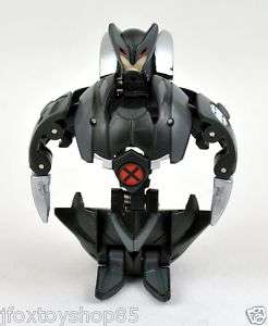 Bakugan Battle Brawlers MARVEL Black SubTerra WOLVERINE 960G Bakugan