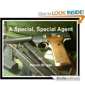 Special Special Agent steven briggs  Kindle Store