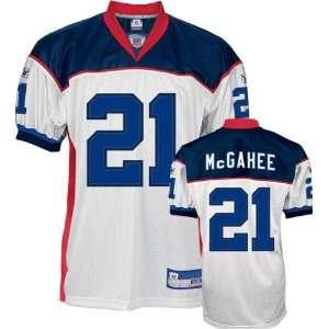 Willis McGahee White Reebok Authentic Buffalo Bills Jersey