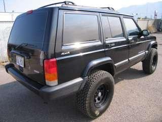 Jeep Cherokee XJ 3 Lift Kit w/ Performance Shocks