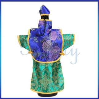 Chinese Champagne Wine Bottle Cover Sleeve Bag Wedding Decor Gift Wrap