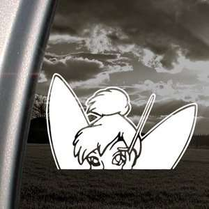 TINKERBELL FAIRY DISNEY Decal Truck Window Sticker