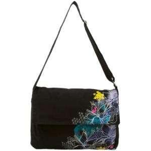 Roxy New School Messenger Bag: Sports & Outdoors