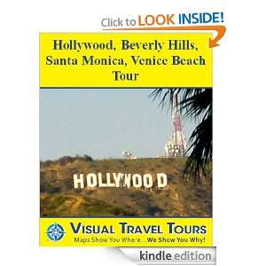 LOS ANGELES TOUR: HOLLYWOOD, BEVERLY HILLS, SANTA MONICA, VENICE BEACH
