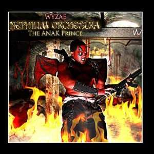Nephilim Orchestra   The Anak Prince: Wyzae: Music