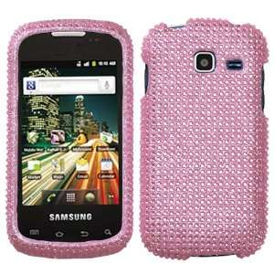 Diamond Crystal Bling Protector Case   Pink Cell Phones & Accessories