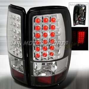DENALI TAHOE LED TAIL LIGHTS BLACK Automotive