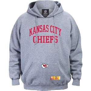 Nfl Kansas City Chiefs Classic Heavyweight Hooded Fleece