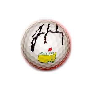 Trevor Immelman Autographed / Signed Golf Ball Everything