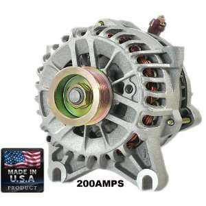 HIGH OUTPUT ALTERNATOR 06 07 08 FORD CROWN VICTORIA 4.6 6W1Z 10346 AA