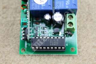 Universal Learning RF Remote Control Car Keyless Entry