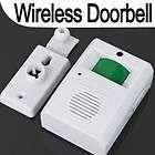Chime Welcome Door Bell Motion Sensor Wireless Alarm