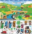 Kids Wall Murals THOMAS the TANK Train Wallpaper Mural
